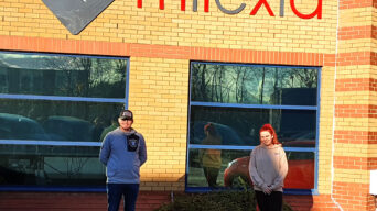 Milexia UK welcomes two new Engineering Apprentices