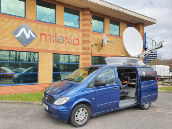 vislink, Milexia – now an authorised reseller for Vislink